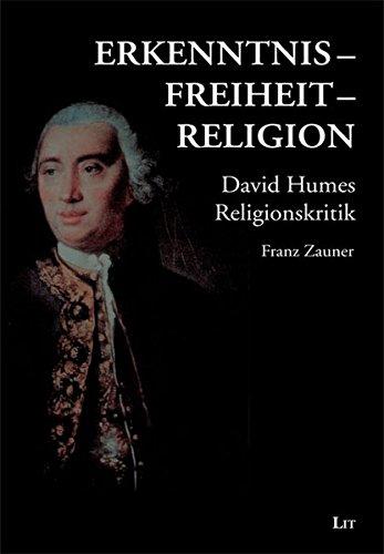9783643503046: Erkenntnis - Freiheit - Religion: David Humes Religionskritik