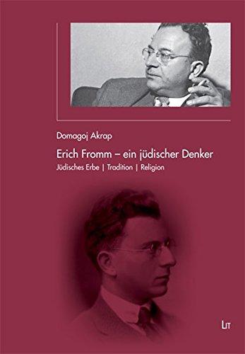 9783643503237: Erich Fromm - ein jüdischer Denker