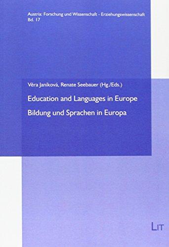 Bildung und Sprachen in Europa: Vera Janikov�