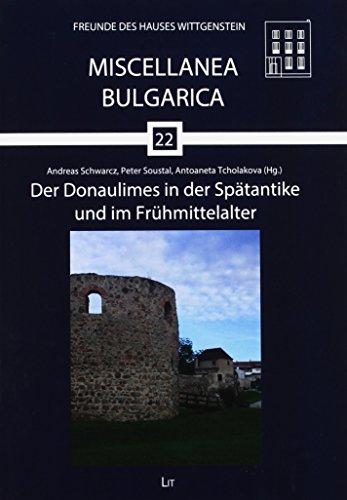 9783643506894: Der Donaulimes in der Spätantike und im Frühmittelalter