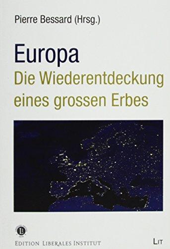9783643801982: Europa - Die Wiederentdeckung eines grossen Erbes