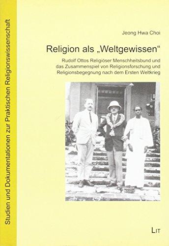 """Religion als """"Weltgewissen"""": Jeong Hwa Choi"""