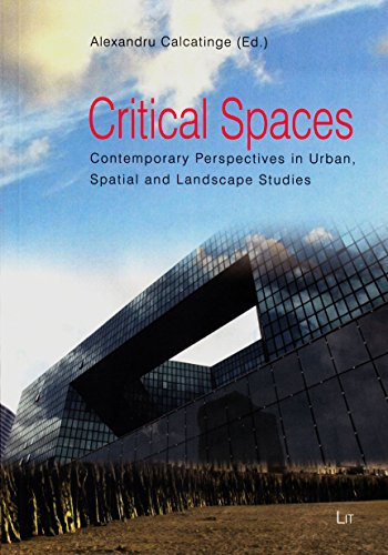 9783643904959: Critical Spaces: Contemporary Perspectives in Urban, Spatial and Landscape Studies (Stadt- Und Raumplanung / Urban and Spatial Planning)
