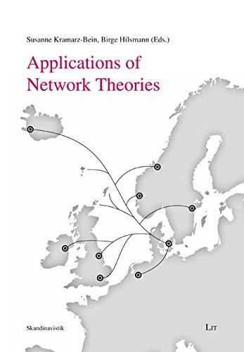Applications of Network Theories (Skandinavistik. Sprache -