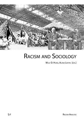 Racism and Sociology: Wulf D Hund