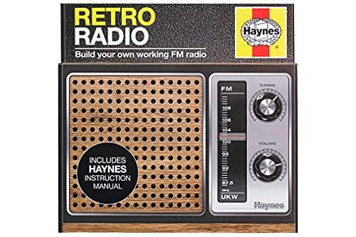 Haynes FM Retro Radio Kit (No Soldering): Franzis Verlag GmBH