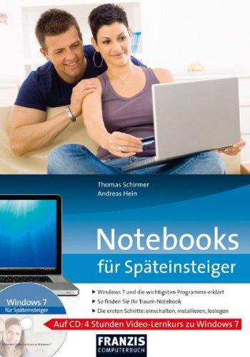 9783645600194: Notebooks für Späteinsteiger