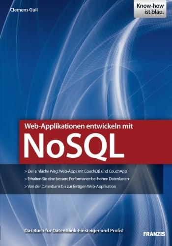 9783645601047: Web-Applikationen entwickeln mit NoSQL