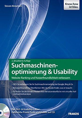 9783645601054: Suchmaschinenoptimierung & Usability