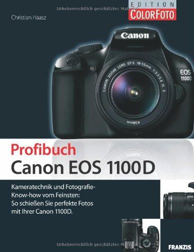 9783645601214: Profibuch Canon EOS 1100D
