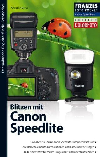 9783645601757: Fotopocket Blitzen mit Canon Speedlites
