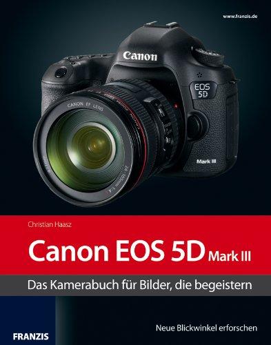 9783645601825: Kamerabuch Canon EOS 5D Mark III