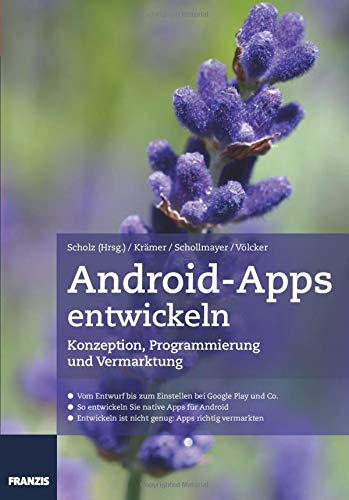 9783645602181: Android-Apps entwickeln