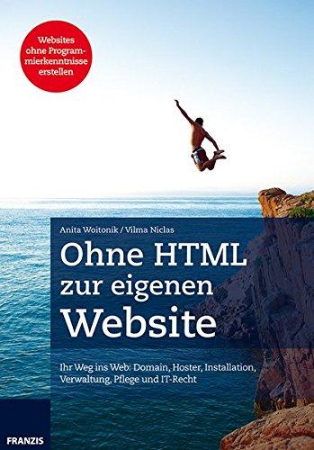 9783645602662: Ohne HTML zur eigenen Webseite