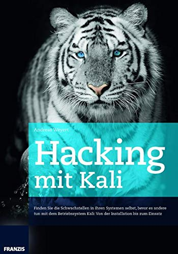 9783645603416: Hacking mit Kali (German Edition)