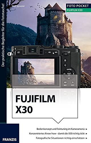 9783645603805: Foto Pocket Fujifilm X30