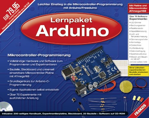 9783645650649: Lernpaket Arduino