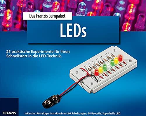 9783645650656: Lernpaket LEDs: Der Schnellstart in die LED-Technik