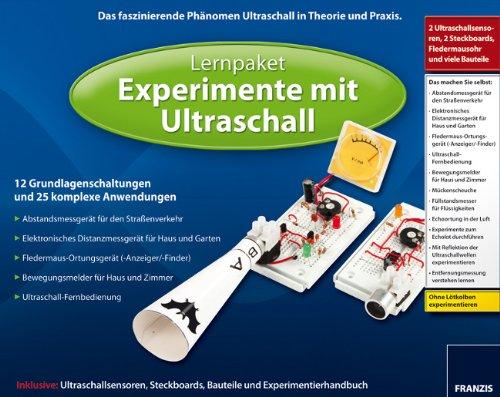 9783645651059: Experimente mit Ultraschalltechnik
