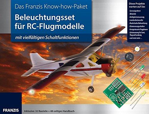 Kainka:Beleuchtungsset für RC-Flugmodel