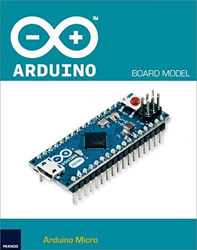 9783645651929: Arduino Micro, Platine (Board Model)