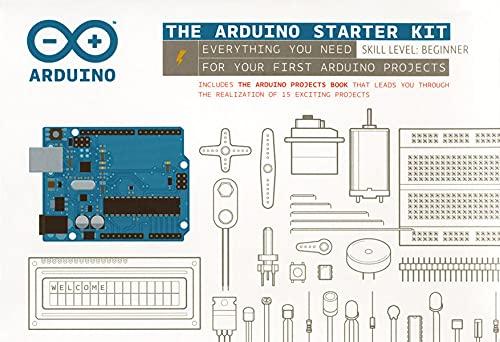 9783645651943: The Arduino Starter Kit, Platine, Bauteile, Handbuch