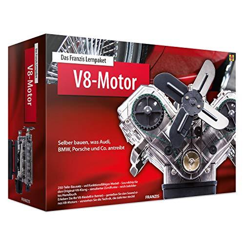 9783645652070: Das Franzis Lernpaket V8-Motor