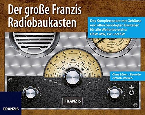 9783645652186: Der große Franzis Radiobaukasten