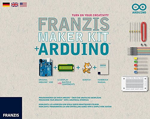 Franzis Maker Kit Arduino: Christian Immler
