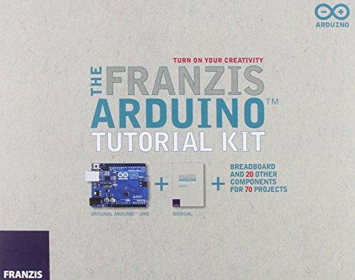 9783645652230: Franzis New Arduino Tutorial Kit & Manual
