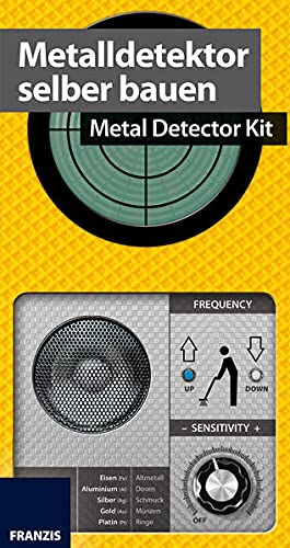 9783645652414: Franzis Make Your Own Metal Detector Kit & Manual