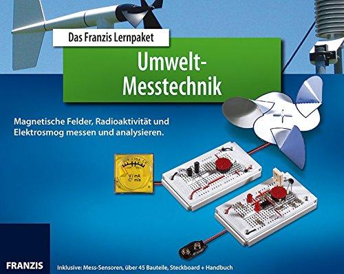 9783645652490: Das Franzis Lernpaket Umwelt-Messtechnik: Starten Sie durch in die Welt der Umwelt-Messtechnik