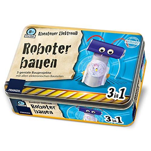 9783645652513: SmartKids Abenteuer Elektronik Büchsenroboter