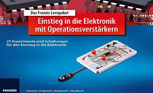 9783645652544: Lernpaket Einstieg in die Elektronik mit Operationsverstärker: 25 Experimente und Schaltungen für den Einstieg in die Elektronik