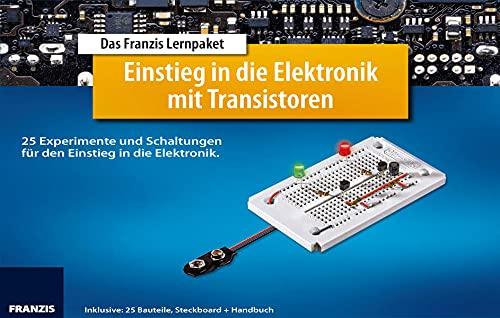 9783645652551: Lernpaket Einstieg in die Elektronik mit Transistoren: 25 Experimente und Schaltungen für den Einstieg in die Elektronik