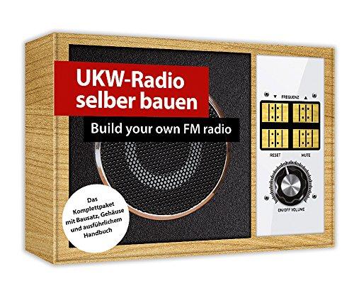 Franzis Build Your Own FM Radio Kit