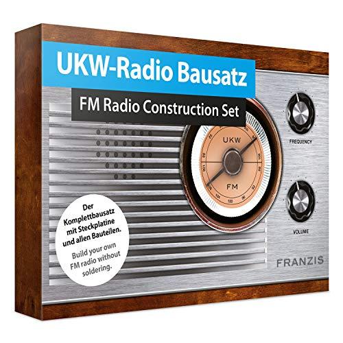 9783645652872: UKW-Radio selber bauen (zum Stecken) Deutsch/Englisch: Das Komplettpaket mit Bausatz, Geh�use und ausf�hrlichem Handbuch