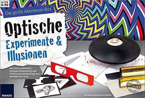 Optische Experimente und Illusionen: Bau eine Lochkamera,: Carmen Skupin