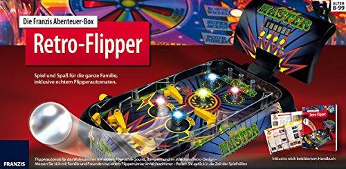 Die Franzis Abenteuer-Box Retro-Flipper: Die bunte Welt der Flipperautomaten entdecken: Mit einem ...