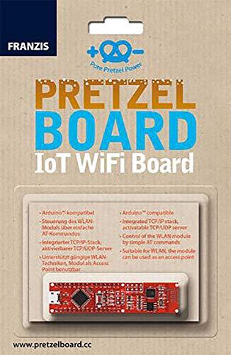 9783645653251: Franzis Pretzel IoT WiFi Board