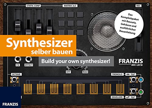 9783645653411: Synthesizer selbst gebaut