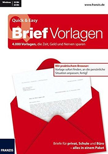 9783645702782: Quick & Easy Briefvorlagen [import allemand]