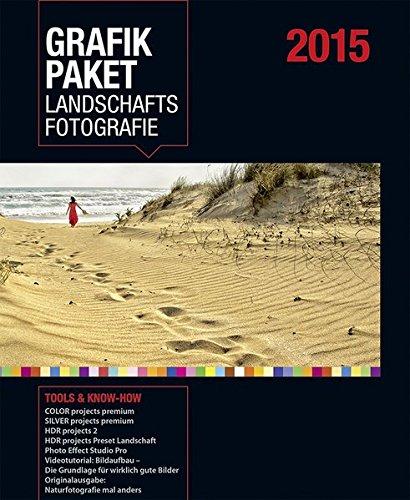 9783645704700: Franzis Grafikpaket Landschaftsfotografie 2015