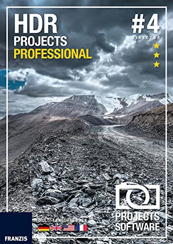 9783645705134: HDR projects professional #4 (Win & Mac)