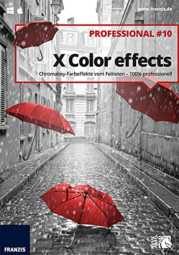 9783645705554: X Color effects professional #10.0