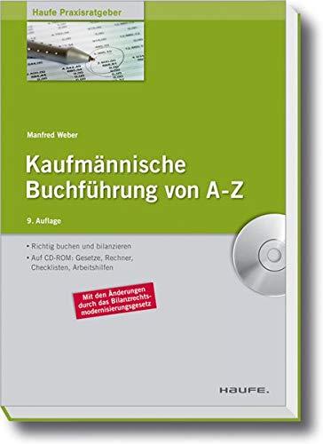 9783648011188: Kaufmännische Buchführung von A-Z: Richtig buchen und bilanzieren nach HGB und IFRS