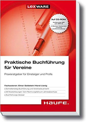 9783648017913: Praktische Buchf�hrung f�r Vereine: Praxisratgeber f�r Einsteiger und Profis