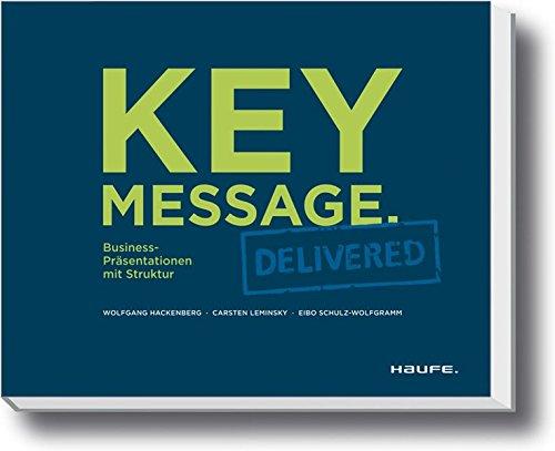 9783648023778: Key Message. Delivered
