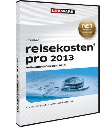 9783648030950: Lexware Reisekosten Pro 2013 ADM, Win, DE - Software de análisis financiero (Win, DE, 10000 MB, 2048 MB, Pentium 4 (2.00 GHz), DEU)