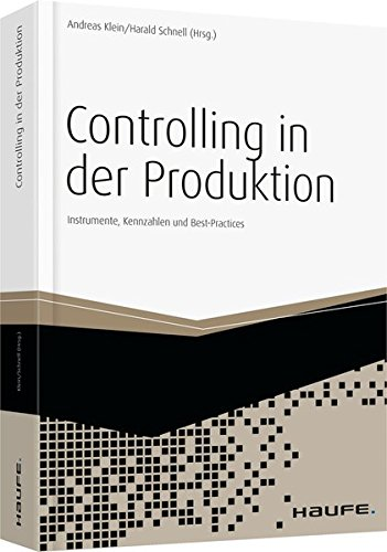 Controlling in der Produktion: Andreas Klein